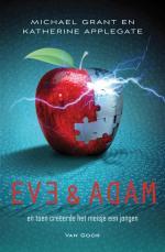 Eve & Adam Boek omslag