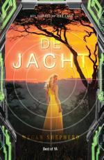The cage 2: De jacht Boek omslag