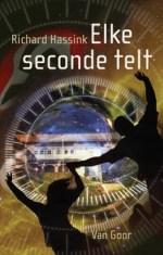 Elke seconde telt Boek omslag