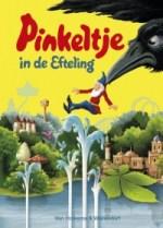 Pinkeltje in de Efteling Boek omslag
