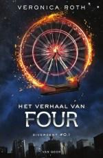 Divergent 0.1: Het verhaal van Four Boek omslag