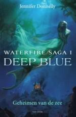 Waterfire Saga 1: Deep Blue Boek omslag