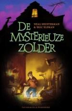De mysterieuze zolder Boek omslag