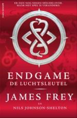 Endgame 2: De luchtsleutel Boek omslag