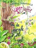 Superjuffie in de jungle Boek omslag