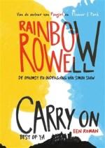 Carry On Boek omslag