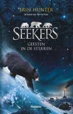 Seekers 6: Geesten in de sterren Boek omslag