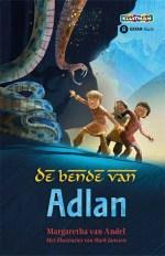 De bende van Adlan Boek omslag