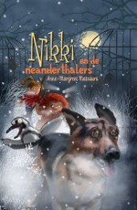 Nikki en de neanderthalers Boek omslag