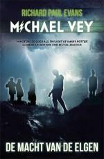 Michael Vey 2: De macht van de Elgen Boek omslag