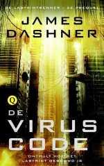 De Viruscode: De Labyrintrenner prequel 2 Boek omslag