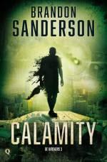 De Wrekers 3: Calamity Boek omslag