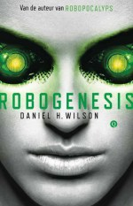 Robopocalyps: Robogenesis Boek omslag