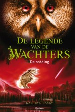 De legende van de wachters 3: De redding Boek omslag