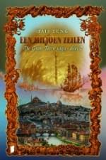 De Gran Terre-saga 2: Een miljoen zeilen Boek omslag