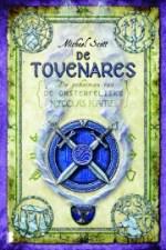 De Geheimen van de Onsterfelijke Nicolas Flamel 3: De Tovenares Boek omslag