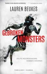Gebroken monsters Boek omslag