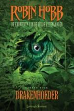Kronieken van de Wilde Regenlanden 1: Drakenhoeder Boek omslag