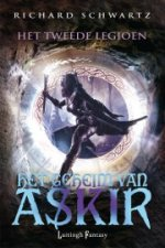Het Geheim van Askir 2: Het tweede legioen Boek omslag