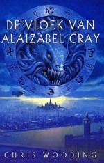 De vloek van Alaizabel Cray Boek omslag