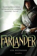 Farlander Boek omslag