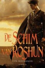 Farlander 2: De Schim van Roshun Boek omslag