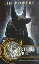 De Poorten van Anubis Boek omslag
