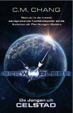 Offworlder 1: De jongen uit Celstad Boek omslag