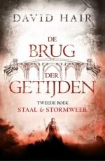 Brug der Getijden 2: Staal & Stormweer Boek omslag