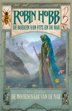 De Boeken van Fitz en de Nar 1: De Moordenaar van de Nar Boek omslag