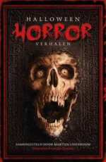 Halloween Horrorverhalen Boek omslag