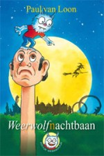 Weerwolfnachtbaan Boek omslag