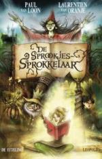 De Sprookjessprokkelaar Boek omslag