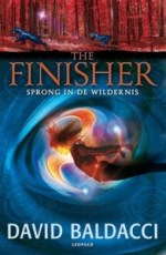 The Finisher 2: Sprong in de Wildernis Boek omslag