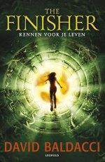 The Finisher 3: Rennen voor je leven Boek omslag