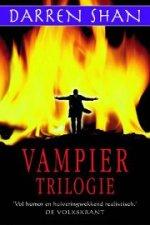 De wereld van Darren Shan: Vampier-trilogie Boek omslag