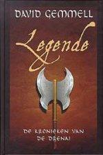 Kronieken van de Drenai: Legende Boek omslag
