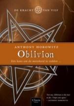 De Kracht van Vijf 5: Oblivion Boek omslag