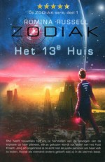 Zodiak: het 13e huis Boek omslag