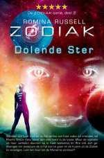 Zodiak: Dolende ster Boek omslag