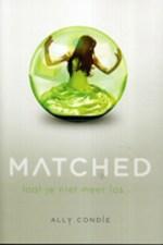 Matched Boek omslag