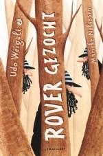 Rover gezocht Boek omslag