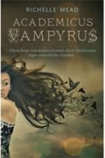 Academicus Vampyrus 1 Boek omslag