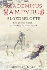 Academicus Vampyrus 4: Bloedbelofte Boek omslag