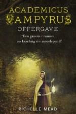 Academicus Vampyrus 6: Offergave Boek omslag