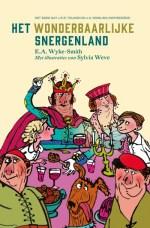 Het wonderbaarlijke Snergenland Boek omslag