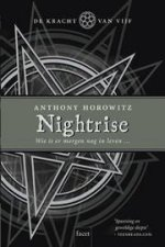 De Kracht van Vijf 3: Nightrise Boek omslag