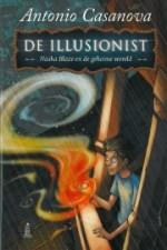 De Illusionist Boek omslag