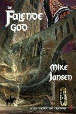 De Kronieken van Cranborn 1: De Falende God Boek omslag