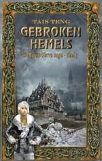 De Gran Terre-saga 3: Gebroken hemels Boek omslag